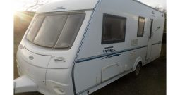 Coachman 'Golden'VIP 520